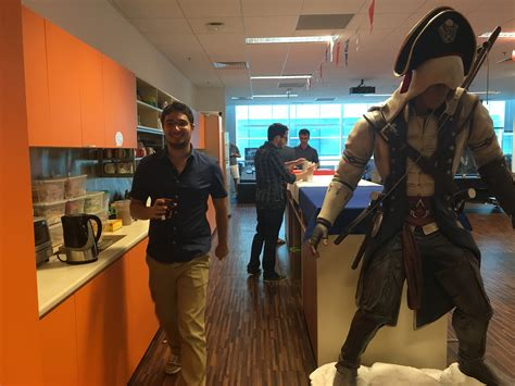 The Pantry Singapore by In Photos A Peek Into The Home Of Assassin S Creed