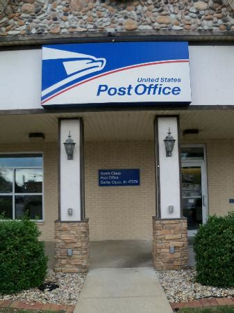 santa claus post office picture of santa claus post