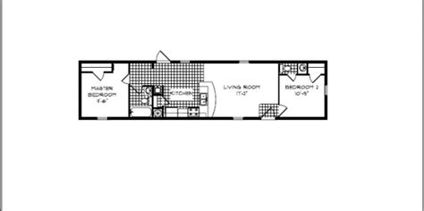 28 14x60 mobile home floor plans mobile home floor