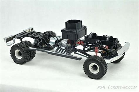 Rc King Cross Country Speed Remote Scale 1 14 cross rc pg4l complete kit greens models