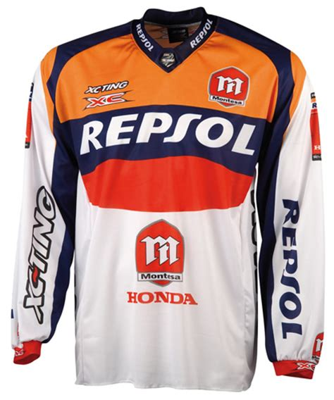 Tshirt Kaos Kawasaki Racing t shirt trial repsol montesa