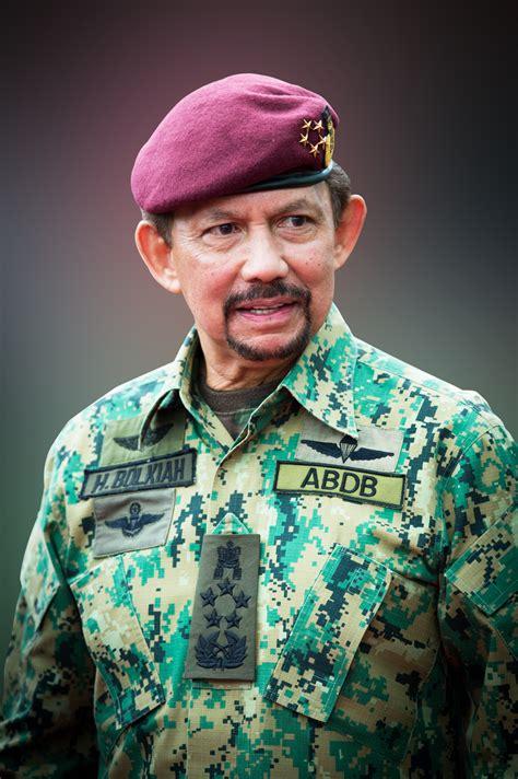 sultan hassanal bolkiah mindef his majesty