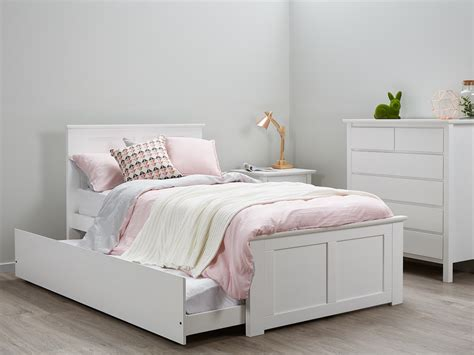 king bed with trundle king single bed trundle kids beds b2c furniture