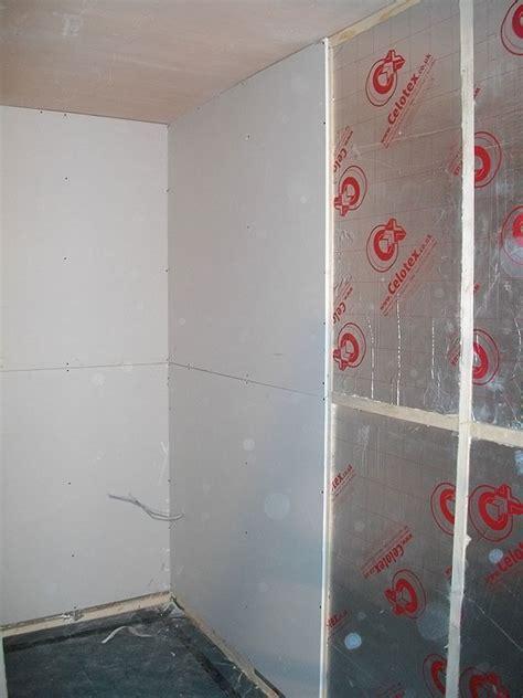 convert garage   bedroom construction diary