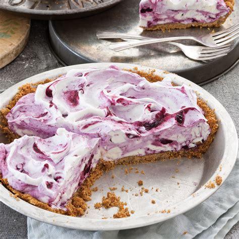 blueberry recipe fresh blueberry cream cheese pie
