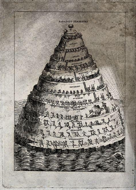 cornici purgatorio purgatorio divina commedia