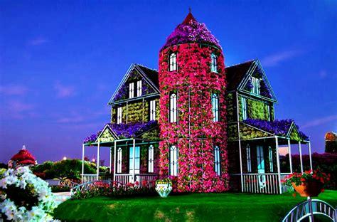 casa di fiori flower house in dubai miracle garden park series unique