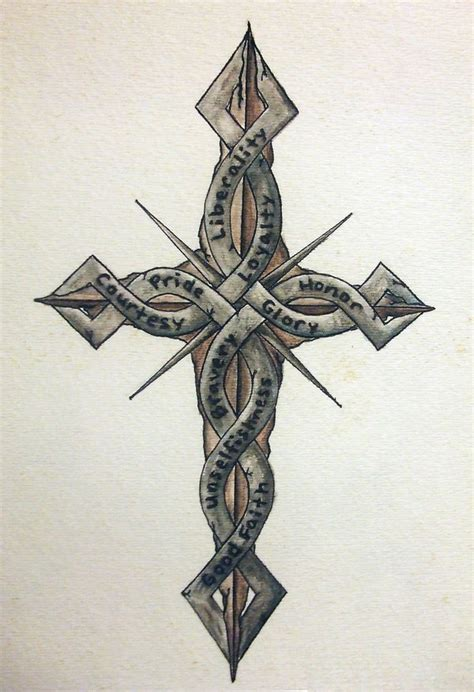 cross of chivalry by fireflyskys on deviantart
