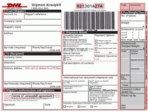 Dot And Iata Regulations Iata Icao Inspection Checklist For Dangerous Goods Amherst College Dhl Shipping Label Template