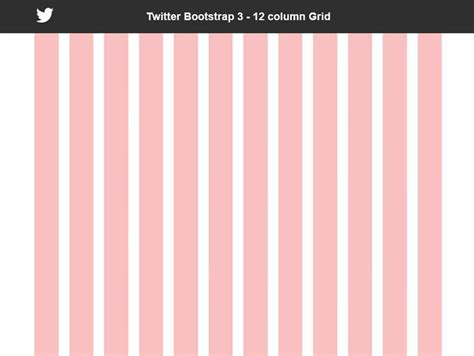 25 Bootstrap Grid System Psd Templates 187 Css Author Website Grid Template