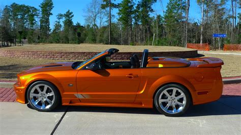 4 6 mustang hp 2007 ford mustang saleen s281 4 6 465 hp speedster