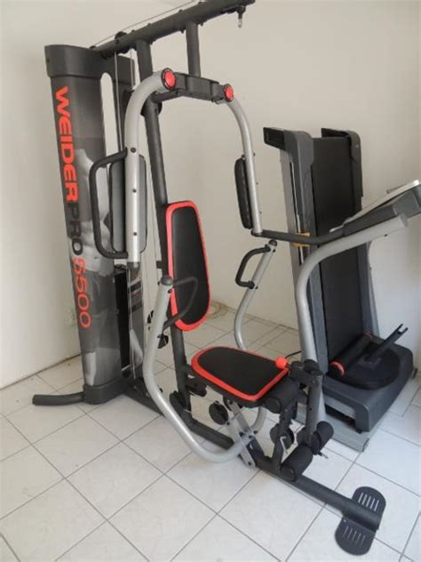 home gyms benches weider pro 5500 home system multi