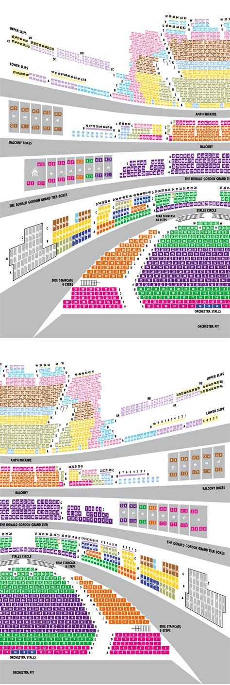 Royal Opera House Seating Plan Review S Adventures In Tickets Theatre Tickets Royal Opera House