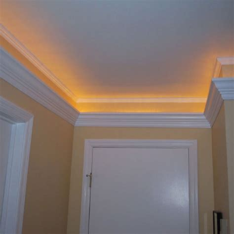 Crown Molding Lighting Light Up Crown Molding Possible For Accent Lighting