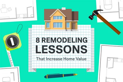 8 home remodeling lessons that increase value at