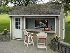 mighty sheds and cabanas gable style tiny house tiny back yard bar with roof backyard cabana back yard