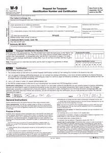 W9 Form Template by B 252 Cher Verkaufen 6 Liste Der Printable Federal W 9 Form