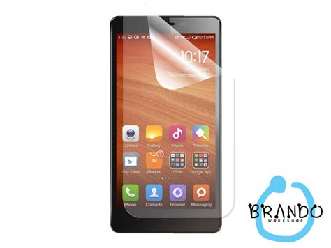 Antiglare Xiaomi Redmi Note Anti Minyakantigoresgore Murah brando workshop anti glare screen protector xiaomi redmi note