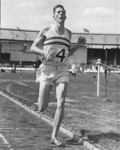 roger banister sir roger bannister calls for more competitive sport in