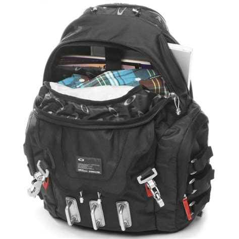 Oakley Backpack Kitchen Sink Oakley Kitchen Sink Stealth Black Backpack