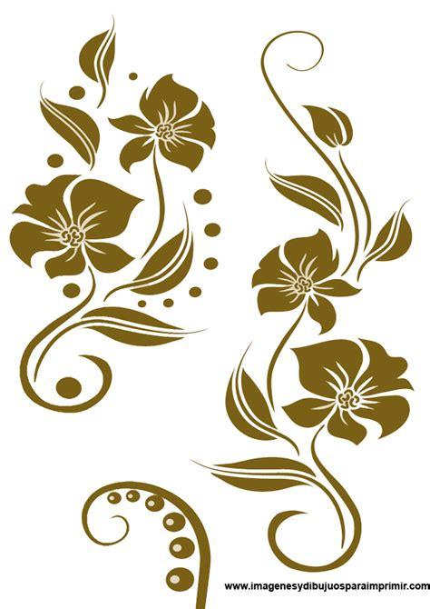 cenefas flores imagenes de flores para bordar imagenes y dibujos para
