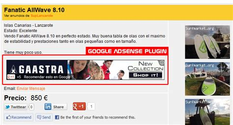 adsense joomla extension google adsense for adsmanager joomla empresa