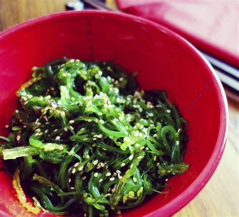 cucinare le alghe alghe cucina la cucina italiana