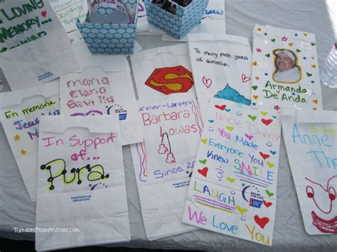 relay for luminaries quotes