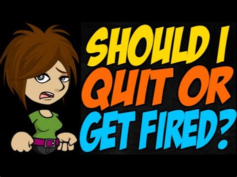7 signs you re going to get fired doovi