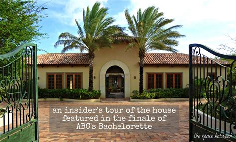 house tour in curacao where emily s family met the bachelors