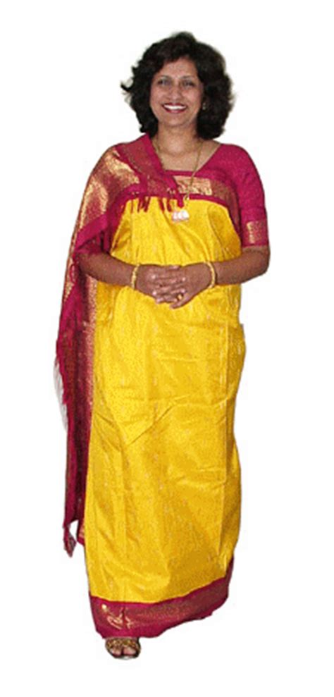 Traditional Saree Draping Styles How To Drape A Saree In Coorgi Style Niveditha S Blog