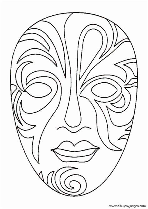 mascaras de carnaval para colorear contuspropiasmanos mascaras de teatro para colorear pintar im 225 genes