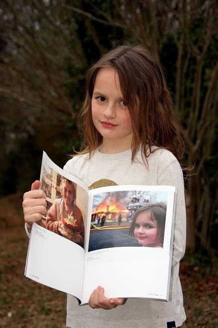 girl burning house disaster girl grown up damn cool pictures