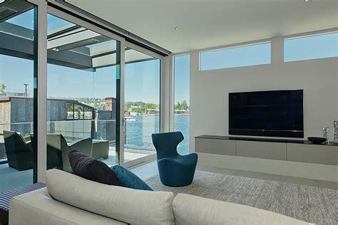 the living room seattle living room 5 seattle afloat seattle houseboats