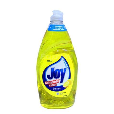 Lemon 800ml complete clean lemon dishwashing liquid 800ml