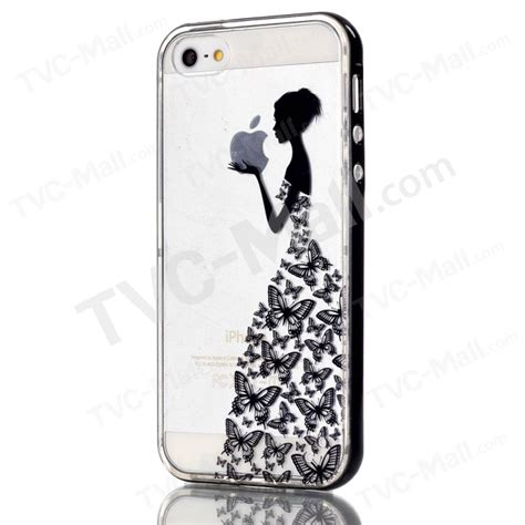 Incoming Call Led Hybird Tpu For Iphone 66s Blue Termurah for iphone se 5s 5 incoming call led pc tpu