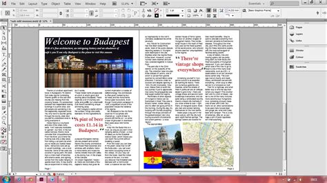 editing and layout week 3 sub editing and page layout exle year 2 of