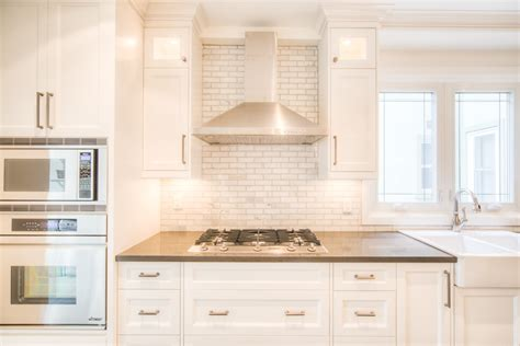kitchen backsplash tiles toronto condo kitchens striking backsplashes condos ca