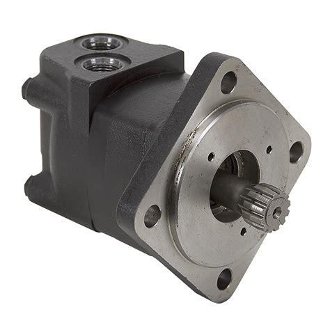 eaton motor 9 65 cu in eaton bearingless hydraulic motor