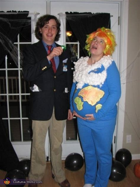 al gore  global warming funny halloween costume idea