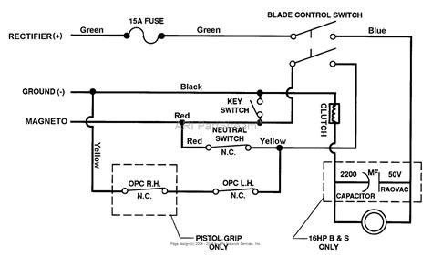 Snapper Pl7h1604bv 80704 16 Hp Pro Hydro Loop Handle