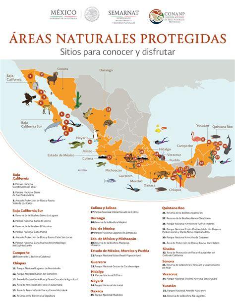 imagenes de areas naturales mapa conoce las 36 193 reas naturales protegidas que puedes