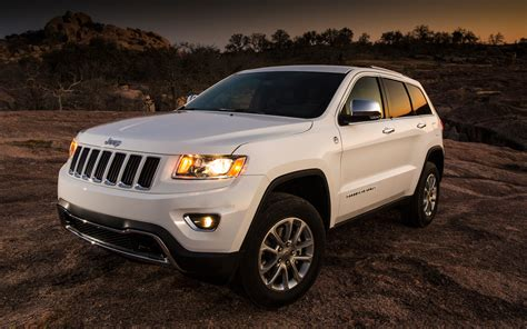 Jeep Gran Limited 2014 Jeep Grand Pricing Starts At 29 790 4x4 At