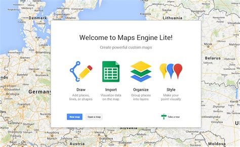 maps engine s maps engine a lot of new stuff for businesses and govs geoawesomeness