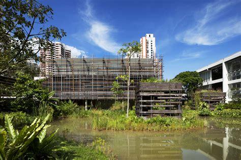 enabling village architect magazine woha singapore