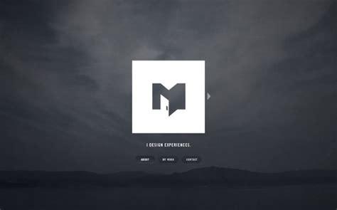 web layout design freelance christopher meeks portfolio freelance website and logo
