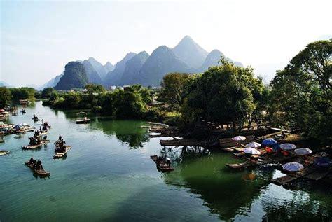 guilin   places  visit  guangxi top