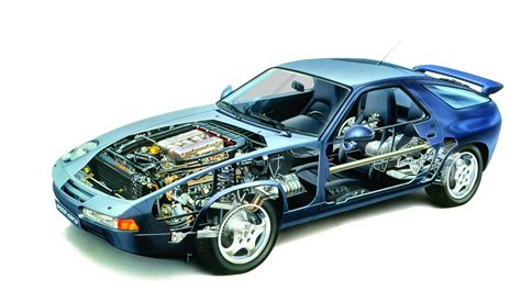 how does a cars engine work 1995 porsche 911 user handbook the front engine porsches heacock classic insurance