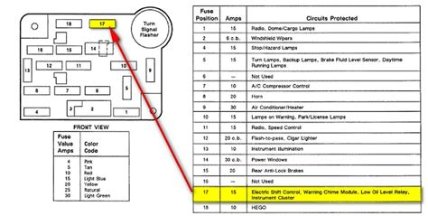 2001 ford explorer wiring diagram for the radio