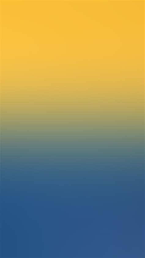 spring yellow blue gradation blur wallpaper